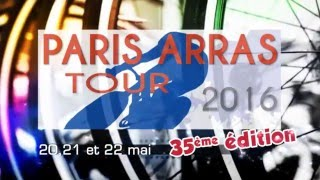 SPOT PARIS ARRAS TOUR MAI 2016