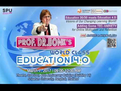 World Class Education 4.0 Part 1/2: Education 4.0