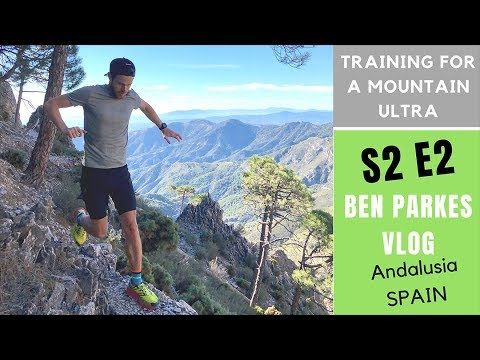 Trail Running In Spain - Training For Trans Gran Canaria 128k - Ben Parkes S2 E2