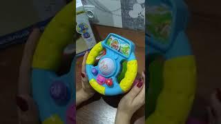 Обзор игрушки Play Smart - Веселый Шофер Арт 7298