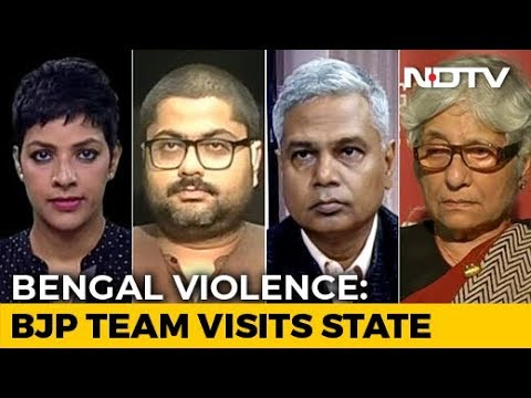 Bengal Violence: 'Political Controversy' Or Need For Intervention?