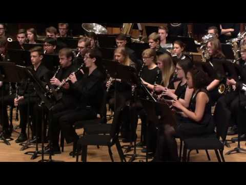 Lawrence University Symphonic Band - March 4, 2017