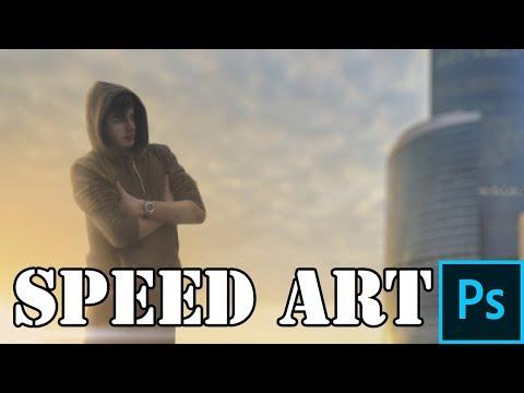 Speed Art [Minsk-City] (Art For Mixyil Алексеев)