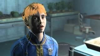 Fallout 4 прохождение 10 Внутри убежища 81