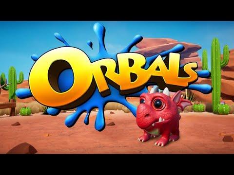 [Demo] Orbals - Gameplay / (PC)