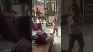 Punjabi girl da dhol te best dance