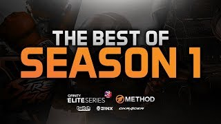 THE PLAYS! Best of Method Gfinity Elite Series Season One