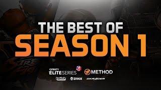 THE PLAYS! Best of Method Gfinity Elite Series Season One