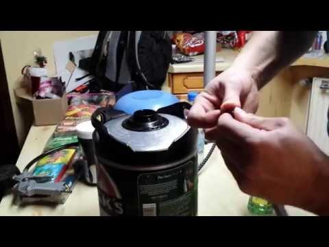 how to open a keg without pump