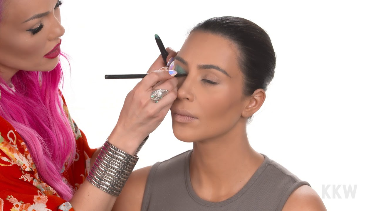 kim kardashian X ARGENIS: Tutorial with Kandee Johnson