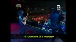 Leo Rey & La Noche Festival Viva Dichato 2012