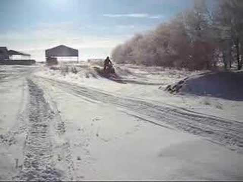 Jumps, drifts and donuts - oh my!