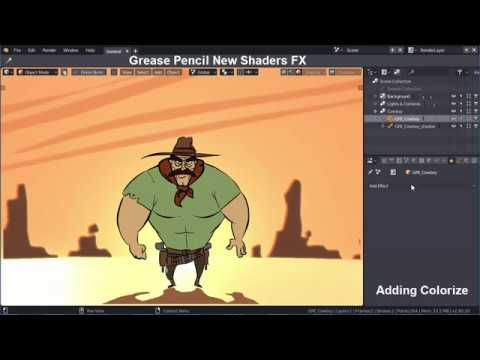 Drawing 2D Animation in Blender 2 8 — Blender Developers Blog