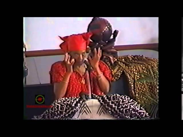 Dr. Marimba Ani: To Be An Afrikan Woman (Libation by Obadele Kambon)