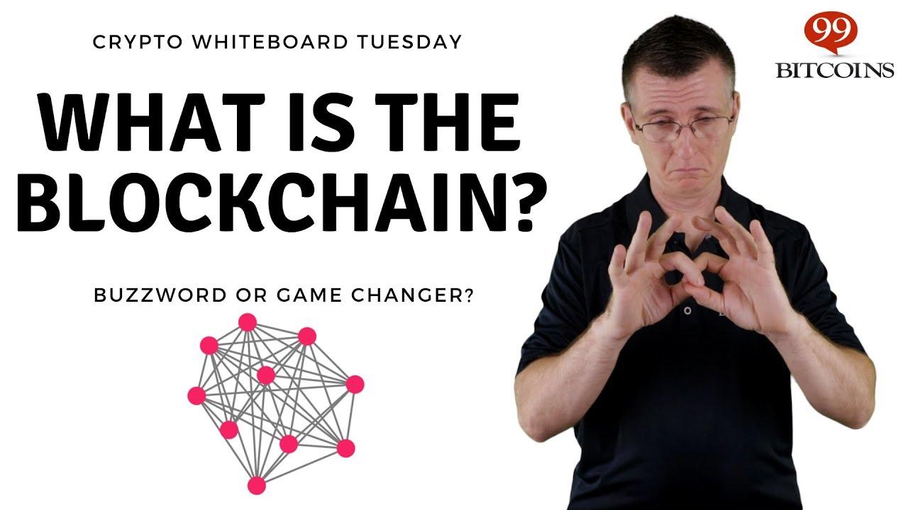 Blockchain Technology for Dummies - Blockchain Explained Simply