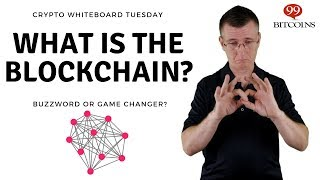 What is Blockchain Technology? (In Simple Terms)