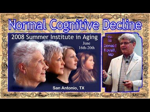 STGEC ~ SIA08: Normal Cognitive Decline (2008)