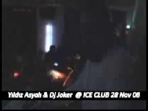 DJ JOKER & YILDIZ ASYALI @ ICE CLUB (north cyprus)