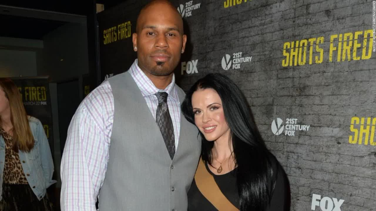 Shad Gaspard's wife breaks silence after former WWE superstar is ...