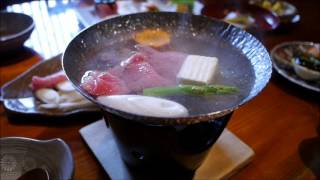 神戸酒心館にて、但馬牛のしゃぶしゃぶ。 http://www.hyogo-tourism.jp/...