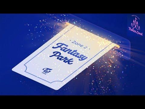 [NEWS] TWICE Announces 2nd TWICELAND Concert Tour: Fantasy Park