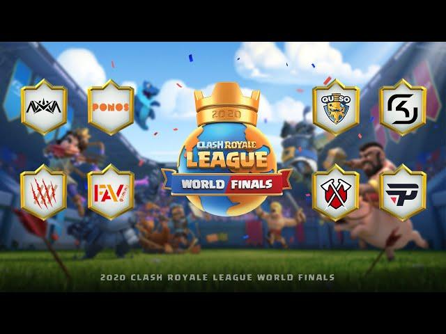 Finais Mundiais da Clash Royale League de 2020 - Dia 1 (Português)