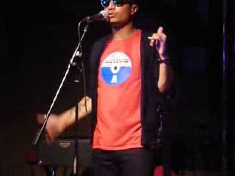 José James - Do You Feel (Live in Warsaw, Poland, 23.10.13)