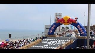 Red Bull Carros Locos - Disturbio Urbano 2014