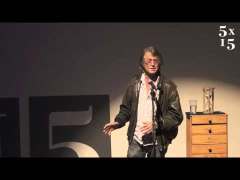 Bruce Robinson @ 5x14 - They All Love Jack: Busting the Ripper
