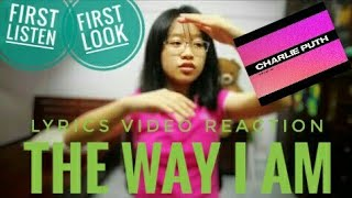 Download Lagu reaction: the way i am (Charlie Puth) lyrics video Mp3