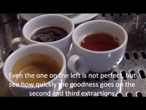How to make a great espresso