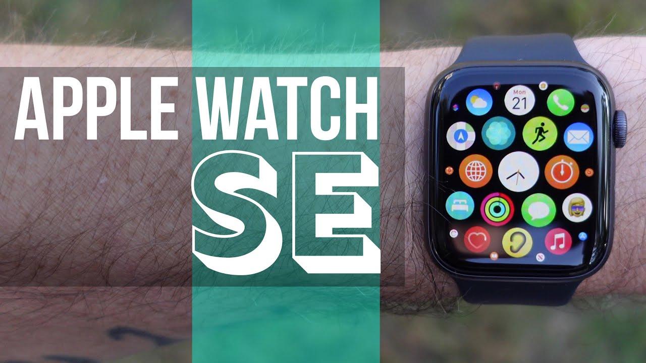 Apple Watch SE - A Runners Review! Better Than a Garmin Forerunner?