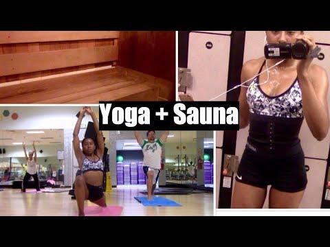 24Hr Fitness | Yoga + Sauna