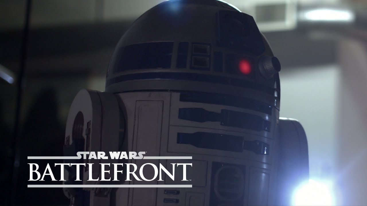 Star Wars Battlefront | Official Trailer |E3 2014
