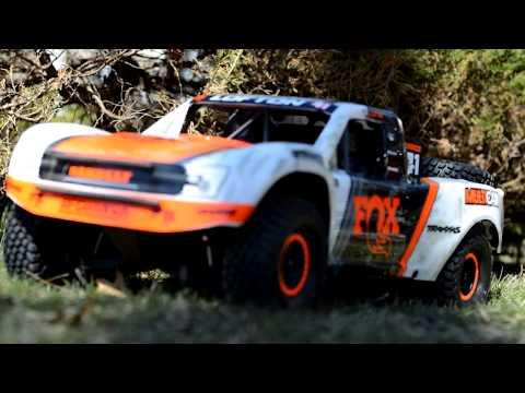 Traxxas Unlimited Desert Racer @ Nassau Hobby Center