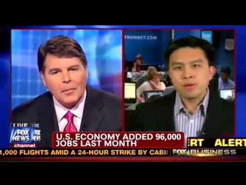 Lanhee Chen interviewed by Fox News' Gregg Jarrett