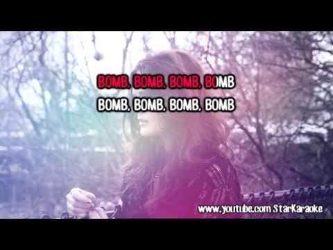 Tove Lo - Timebomb [Karaoke/Instrumental]