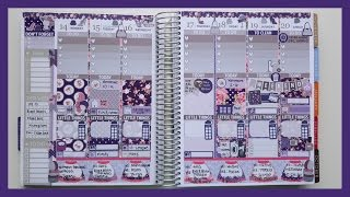 Plan With Me: September 14 - 20 - Vintage Gypsy Road September Kit
