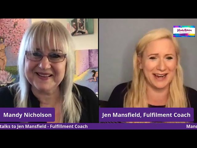 Interview with Jen Mansfield - Fulfillmemt Coach