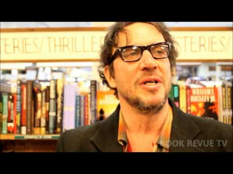 RICHARD HELL | BOOK REVUE TV