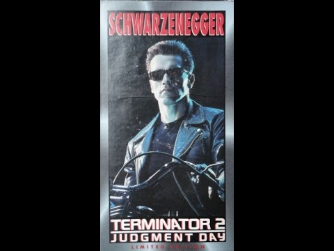 Opening To Terminator 2:Judgment Day 1998 VHS
