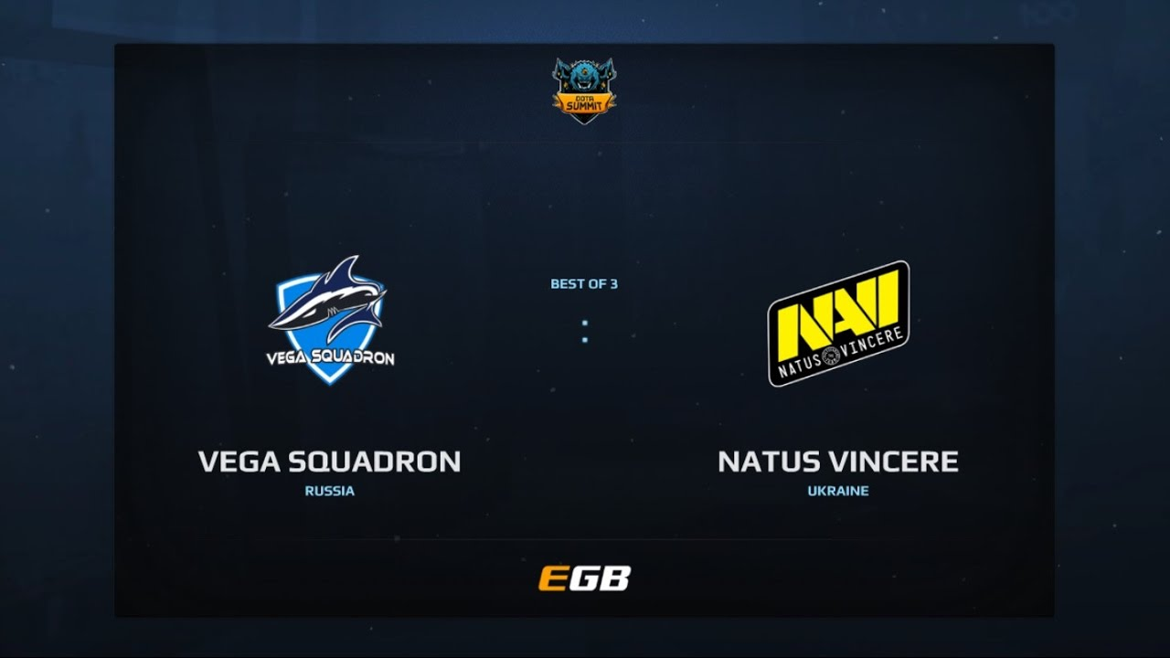 Vega Squadron vs Natus Vincere, Game 3, Dota Summit 7, EU Qualifier