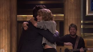 Video Taylor Swift Gives An Emotional Performance On 'The Tonight Show' download MP3, 3GP, MP4, WEBM, AVI, FLV Januari 2018