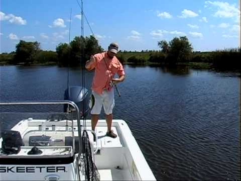 Louisiana fishing for bass reds trout and flounder youtube for Buy louisiana fishing license online