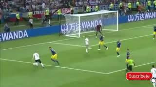 Resumen Alemania vs Suecia 2-1 Mundial Rusia 2018 LEO
