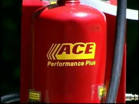 aces performance plus dry soda blaster