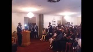 Anthony Funeral 1st half
