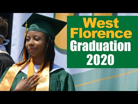 West Florence High School 2020 Commencement Program