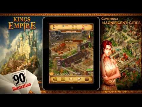 Обзор игры Kings Empire для Android