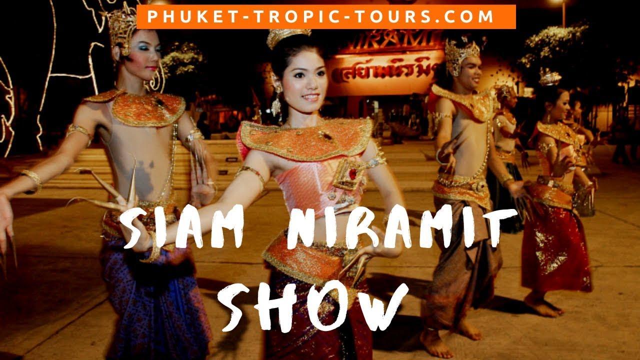 Siam Niramit Show Phuket video overview: